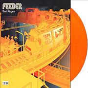 Click here for more info about 'Feeder - Buck Rogers - Orange Vinyl'