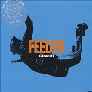 Click here for more info about 'Feeder - Crash - Blue'