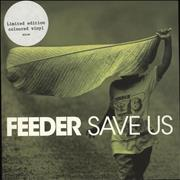 Click here for more info about 'Feeder - Save Us'