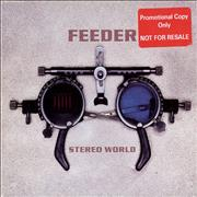 Click here for more info about 'Feeder - Stereo World'