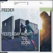 Click here for more info about 'Feeder - Yesterday Went Too Soon - CD2'