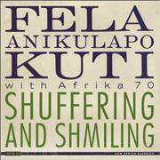 Click here for more info about 'Fela Kuti - Shuffering And Shmiling - Sealed'