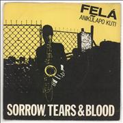 Click here for more info about 'Fela Kuti - Sorrow, Tears And Blood + Sleeve'