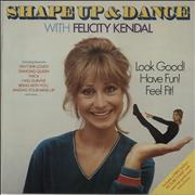 Click here for more info about 'Felicity Kendal - Shape Up & Dance With Felicity Kendal'