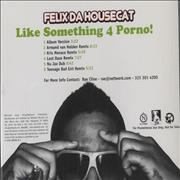 Click here for more info about 'Felix Da Housecat - Like Something 4 Porno!'