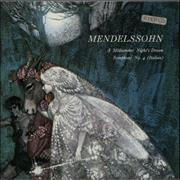 Click here for more info about 'Felix Mendelssohn - A Midsummer Night's Dream / Symphony No. 4 (Italian)'