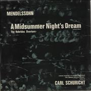 Click here for more info about 'Felix Mendelssohn - A Midsummer Night's Dream / The Hebrides Overture'