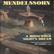 Click here for more info about 'Felix Mendelssohn - A Midsummer Night's Dream'