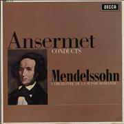 Click here for more info about 'Felix Mendelssohn - Ansermet Conduct Mendelssohn'