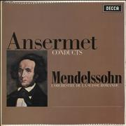 Click here for more info about 'Felix Mendelssohn - Ansermet Conducts Mendelssohn - 2nd'