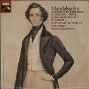 Click here for more info about 'Felix Mendelssohn - Concerto For Violin, Piano And Strings In D Minor	'