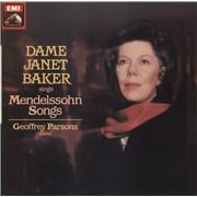 Click here for more info about 'Felix Mendelssohn - Dame Janet Baker Sings Mendelssohn Songs'
