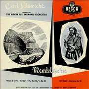 Click here for more info about 'Felix Mendelssohn - Fingal's Cave & Ruy Blas Overtures'