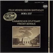 Click here for more info about 'Felix Mendelssohn - Hora Est'