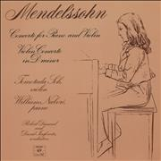 Click here for more info about 'Felix Mendelssohn - Mendelssohn: Concerto For Piano And Violin'