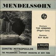Click here for more info about 'Felix Mendelssohn - Overture: The Hebrides (Fingal's Cave) / Overture: Ruy Blas'