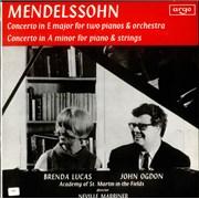 Click here for more info about 'Felix Mendelssohn - Piano Concerto in E major & Piano Concerto in A minor'