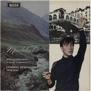 Click here for more info about 'Felix Mendelssohn - Scotch Symphony & Italian Symphony - 2nd'