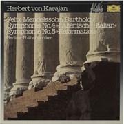 Click here for more info about 'Felix Mendelssohn - Symphonie Nr.4 A-dur Op.90 'Italienische' / Symphonie Nr.5 D-dur Op.107 'Reformations Symphonie''
