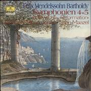 Click here for more info about 'Felix Mendelssohn - Symphonien Nr. 4 & 5'