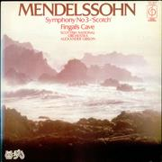 Click here for more info about 'Felix Mendelssohn - Symphony No. 3 'Scotch' & Fingal's Cave'