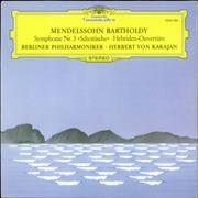 Click here for more info about 'Mendelssohn: Symphony No. 3 / Bartholdy: Hebrides Overture'