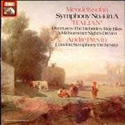 Click here for more info about 'André Previn - Symphony No. 4 in A 'Italian''