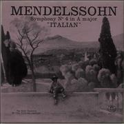 Click here for more info about 'Felix Mendelssohn - Symphony No. 4 in A Major