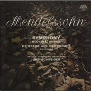 Click here for more info about 'Felix Mendelssohn - Symphony No.1 In C Minor / Heimer Aus Der Fremde Overture'