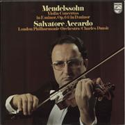Click here for more info about 'Felix Mendelssohn - Violin Concertos In E Minor & D Minor'