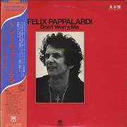 Click here for more info about 'Felix Pappalardi - Don't Worry, Ma'