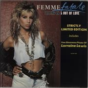 Click here for more info about 'Femme Fatale - Falling In & Out Of Love + Poster'