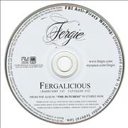 Click here for more info about 'Fergie - Fergalicious'