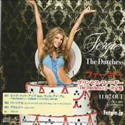 Click here for more info about 'Fergie - The Dutchess + 3'