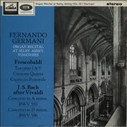 Click here for more info about 'Fernando Germani - Organ Recital At Selby Abbey (No. 3) - S/C'