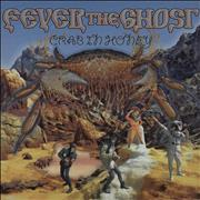 Click here for more info about 'Fever The Ghost - Crab In Honey - Coloured Vinyl'