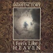 Click here for more info about 'Fiction Factory - [Feels Like] Heaven - Solid - Card P/S'