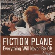 Click here for more info about 'Fiction Plane - Everything Will Never Be OK - Sampler'