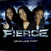 Click here for more info about 'Fierce - Dayz Like That'