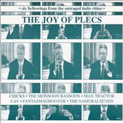 Click here for more info about 'Fierce Panda - The Joy Of Plecs'