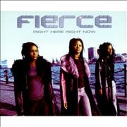 Click here for more info about 'Fierce (R'N'B) - Right Here Right Now'