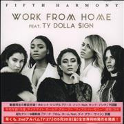 Click here for more info about 'Fifth Harmony - Work From Home'