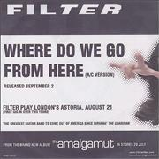 Click here for more info about 'Filter - Where Do We Go From Here'