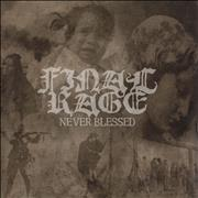 Click here for more info about 'Final Rage - Never Blessed - Yellow Vinyl'