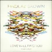 Click here for more info about 'Findlay Brown - Love Will Find You - Album Sampler'
