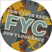 Click here for more info about 'Fine Young Cannibals - Don't Look Back - Yellow Vinyl - Tin'
