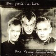 Click here for more info about 'Fine Young Cannibals - Ever Fallen In Love'