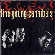 Click here for more info about 'Fine Young Cannibals - Fine Young Cannibals'