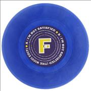 Click here for more info about 'Fine Young Cannibals - I'm Not Satisfied - Blue Vinyl'