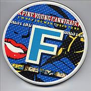 Click here for more info about 'Fine Young Cannibals - I'm Not The Man I Used To Be - Tin'